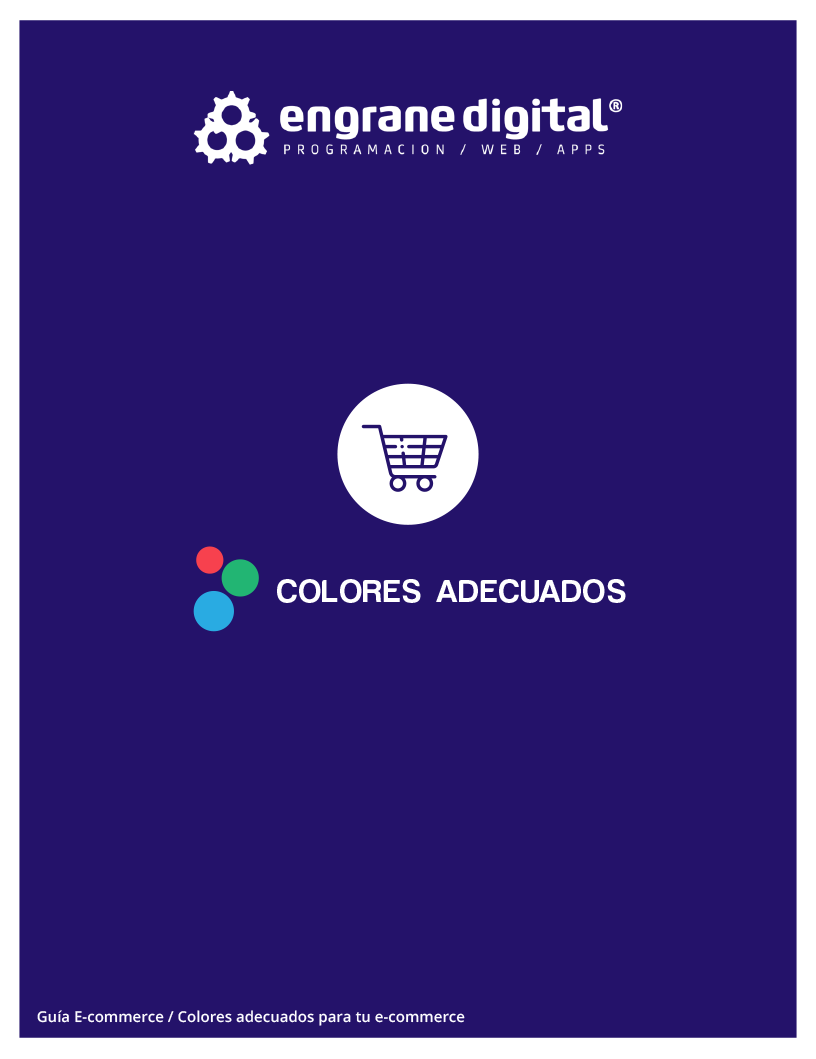 Colores adecuados